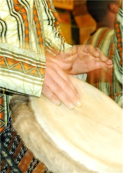 Djembe Drum and African Drumming