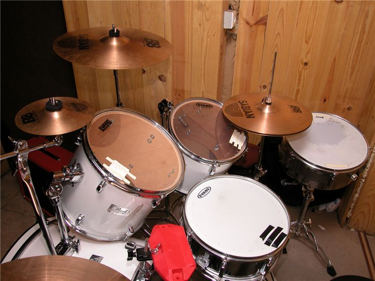 Home Drum Set