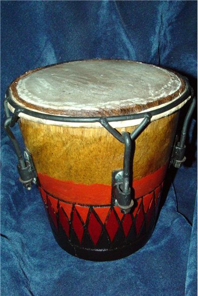 Old Wooden Drum