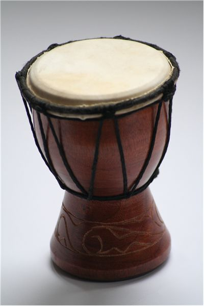 Old Goblet Drum
