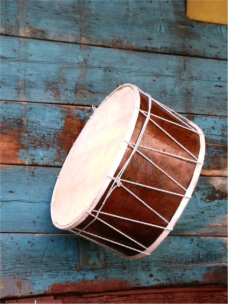 Turkish Drum